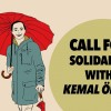 Call for Action: Request for Protection for Kemal Ördek