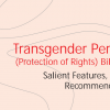 Resource: FDI Legal Analysis of Transgender Persons Protection Bill 2017