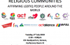 Religious Communities affirming LGBTIQ People around the World
